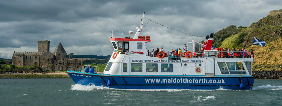 Maid of the Forth Wedding Boat Hire