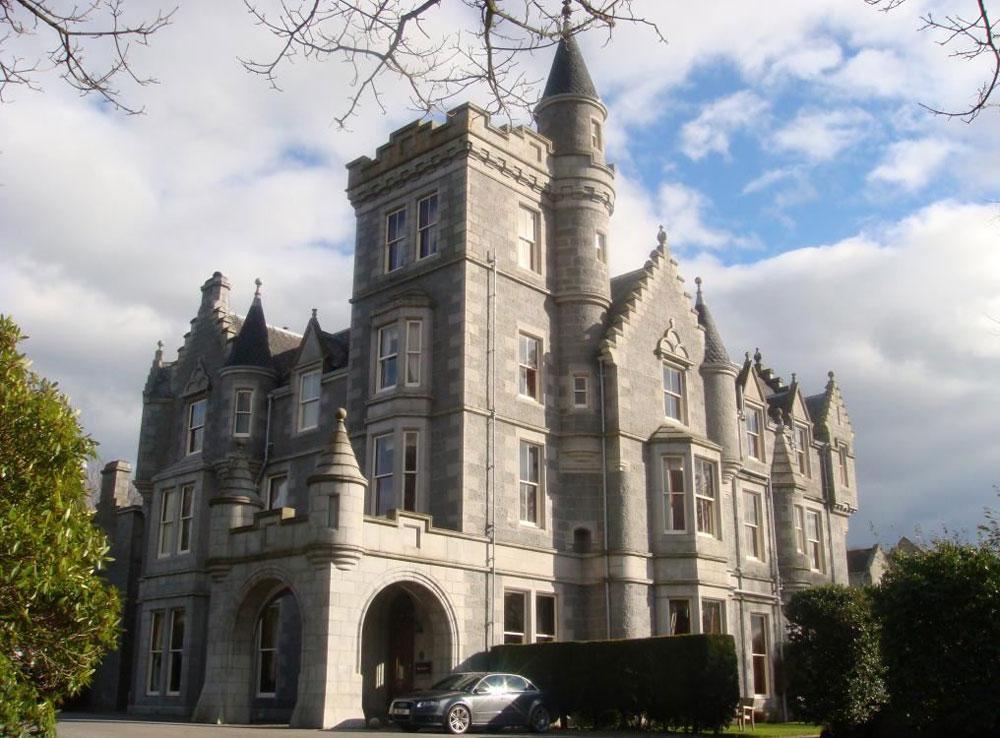 Mercure Aberdeen Ardoe House Hotel